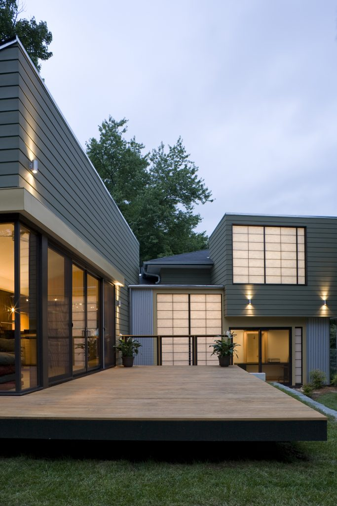 Sustainably Minded Residential Architecture Practice In