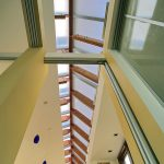 high performance skylight at LEAFHouse